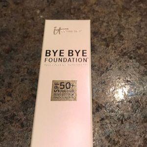 NIB IT Bye bye foundation